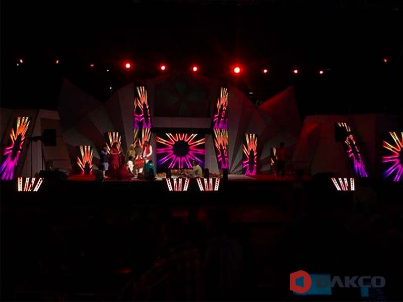 Creative Staging LED Display in India