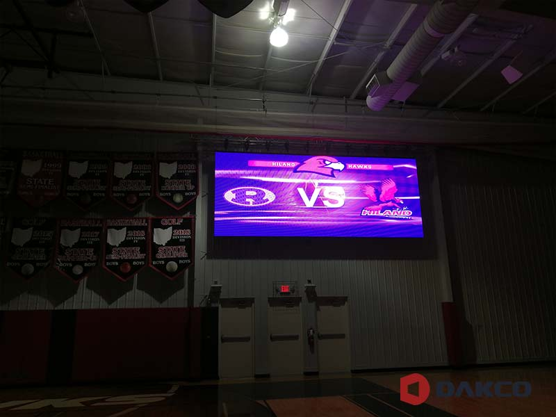 Indoor Led Sign For ARENA & STADIUM