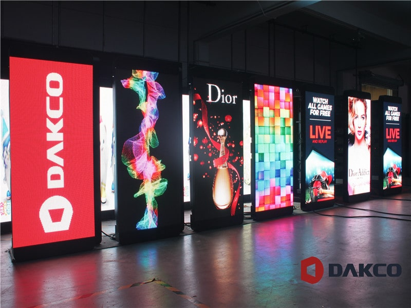 Portable LED Display Solution