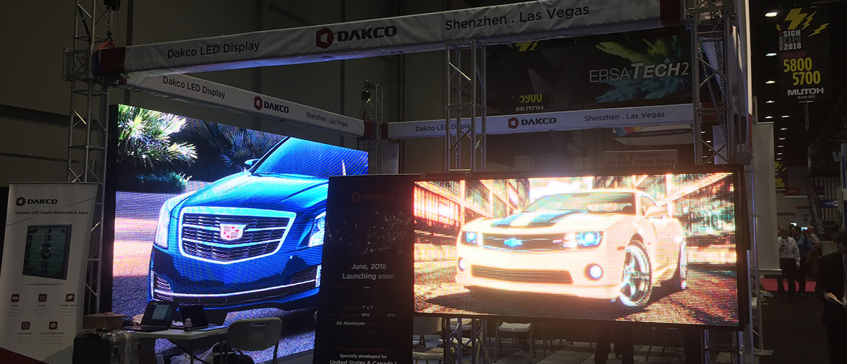 Dakco Attended the ISA 2018
