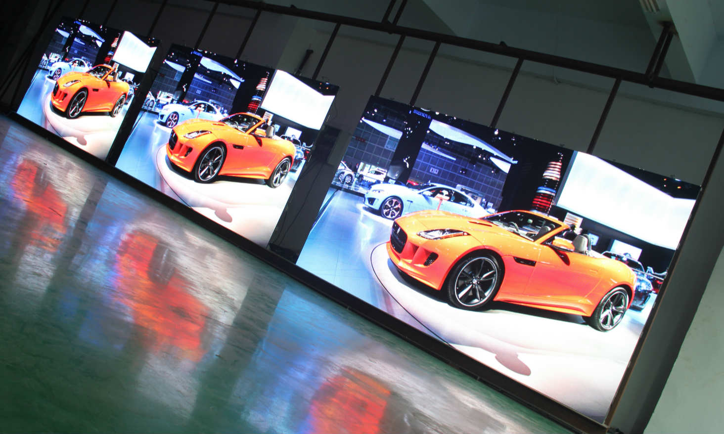 4mm Indoor Rental LED Display