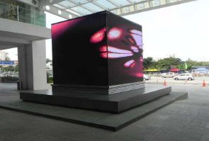 Cube Led Video Display Dakco China Manufacturer Supplier